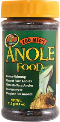Zoo Med Laboratories Inc anole food - .4 ounce, 144 ea