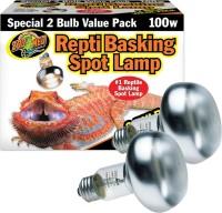 Zoo Med Laboratories Inc repti basking spot lamp - 100 watt/2 pack, 36 ea