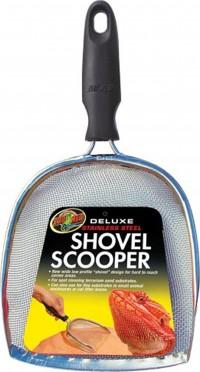 Zoo Med Laboratories Inc deluxe shovel scooper - 72 ea