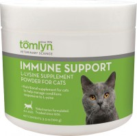 Tomlyn Products D l-lysine powder supplement for cats - 3.5 ounce, 12 ea