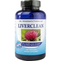 Dr. Venessas formulas liverclean - 100 ea