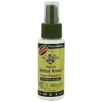 All Terrain Natural Herbal Armor insect repellent spray - 2 oz
