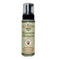 Pet waterless shampoo all terrain - 7.1 oz