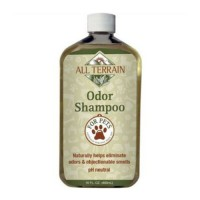 All terrain  odor shampoo for pets - 16 oz.