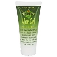 All Terrain aloe gel skin relief, Skin protectant gel - 5 oz