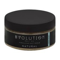 Evolution salt salt scrub himalayan unscented - 12 oz