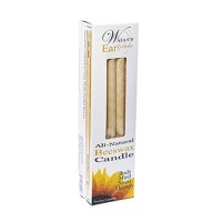 Wallys Natural Products 100% Beeswax Multi-Purpose Hollow Candles Lavender - 2 ea