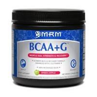 MRM bcaa plus g, green apple -2.2 lbs