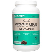 MRM Smooth Veggie Meal Replacement, Chocolate Mocha - 3 lbs