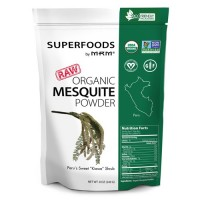 MRM Organic Mesquite Powder - 8 oz