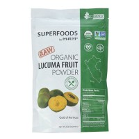 MRM RAW Organic Lucuma Fruit Powder -  8.5 oz