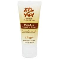 Better botanicals - dandelion hydrating cream - 2 oz
