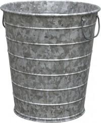 Panacea Products corrugated silo bin planter - 10 inch, 6 ea