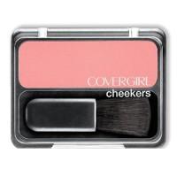 Covergirl cheekers blendable powder blush pretty peach 150 - 3 ea