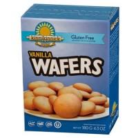 Kinnikinnick foods vanila wafers - 6.3 oz