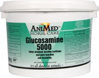 Animed D glucosamine 5000 joint health supplement for horse - 5 pound pail, 1 ea