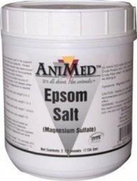 Animed D animed epsom salt - 2.5 lb, 12 ea