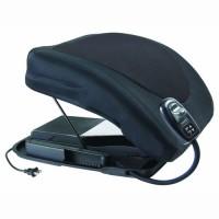 Carex health brands premium power lifting seat black 17 inches - 1 ea