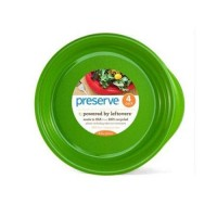 Preserve everyday plates apple green -  4 ea