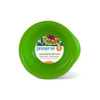 Preserve everyday bowls apple green - 4 ea