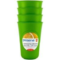 Preserve reusable cup - 4 ea
