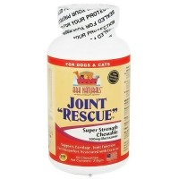 Ark Naturals joint rescue 500 mg chewable tablets for dogs and cats - 60 ea