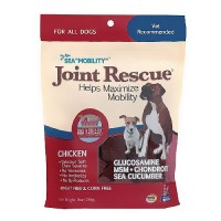 Ark Naturals sea mobility joint mobility chicken jerky strips for dogs - 9 oz