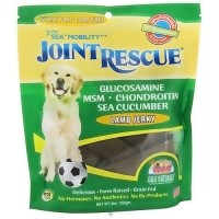 Ark Naturals Sea Mobility Joint Rescue Strips for Dogs - 9 oz
