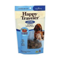 Ark Naturals Happy Traveler Bite Size Soft Chews - 1.98 oz