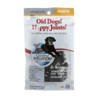Ark naturals gray muzzle old dogs happy joints bite size - 90 ea