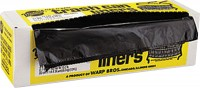 Warp Brothers P industrial strength trash can liners - 33 gal/100 bags, 1 ea