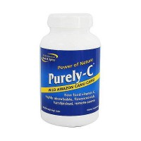 North American herb and spice Purely-C vegetarian capsules - 90 ea
