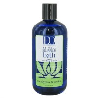 EO Essential Oil be well bubble bath, Eucalyptus and Arnica - 12 oz