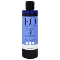 EO Essential Oil everyday body oil, French Lavender - 8 oz