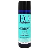 EO Essential Oil keratin hair shampoo sulfate free, Coconut & Hibiscus - 8.4 oz