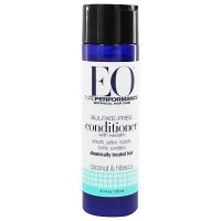 EO Products Sulfate Free Conditioner, Coconut and Hibiscus - 8.4 oz