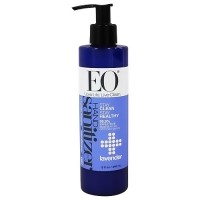 EO Essential Oil organic lavender hand sanitizing gel - 8 oz