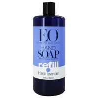 EO Essential Oil liquid hand soap, French Lavender - 32 oz