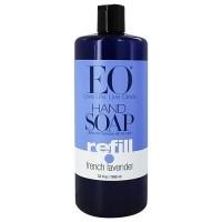 EO Essential Oil liquid hand soap, French Lavender - 32 oz
