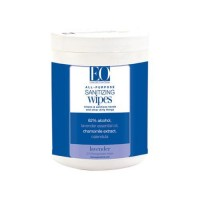 Sanitizing Hand Wipes Lavender - 210 ea