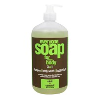 EO products everyone 3 In 1 soap mint, coconut - 32 oz