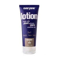 EO products everyone 3 in 1 lotion lavender and aloe - 6 oz