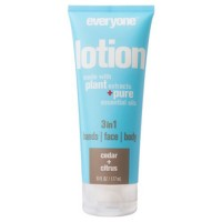 EO products everyone lotion cedar and citrus - 6 oz