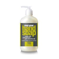 Everyone hand soap lemon and basil - 12.75 oz
