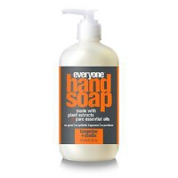Everyone hand soap tangerine vanilla- 12.75 oz