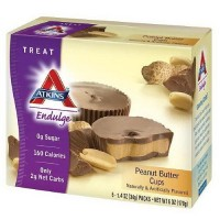 Atkins advantage peanut butter cups - 1.4 oz, 5  pack