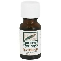 Tea Tree Therapy Pure Tea Tree Oil, Natural Antiseptic - 0.5 oz