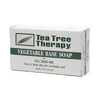 Tea Tree Therapy Vegetable Base Soap - 3.9 oz