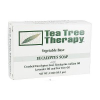 Tea Tree Therapy Vegetable Base Eucalyptus Soap - 3.5 oz