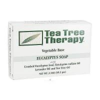 Tea Tree Therapy Vegetable Base Eucalyptus Soap - 3.5 oz
